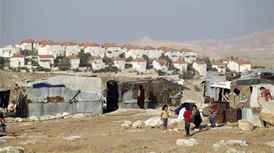 Using the language designed to create mistrust and fear, the Israeli government may succeed in displacing thousands of Palestinian Bedouins [Reuters]