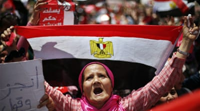 Egypt's protesters aren't the ones betraying democracy