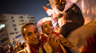 The third night of Cairo's crisis