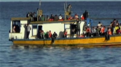 Australia intercepts boat with asylum-seekers