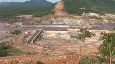 Ethiopian dam on Nile raises concerns