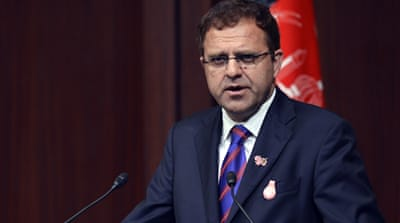 Finance Minister Omar Zakhilwal said construction, agriculture and mining were key industries [EPA]
