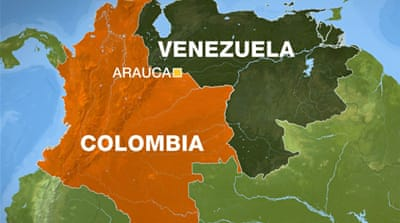 Colombian soldiers killed in FARC ambush
