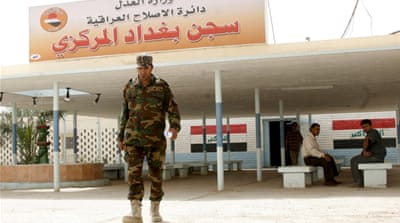 Gunmen raid Iraq's Abu Ghraib and Taji jails