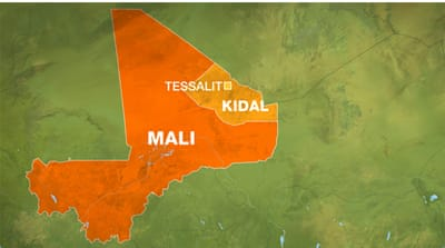 Gunmen abduct election staff in northern Mali