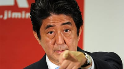 Japan's Abe pledges reform after poll win