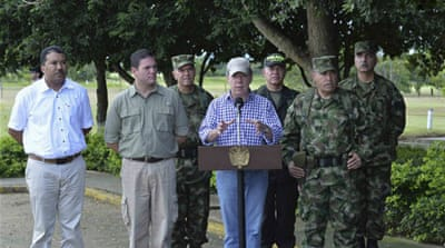 Colombia vows full-bore assault on FARC
