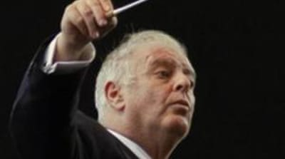Daniel Barenboim: 'Spaces of dialogue'