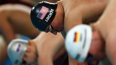 American Ryan Lochte is defending most titles from the 2011 world championships [GETTY]