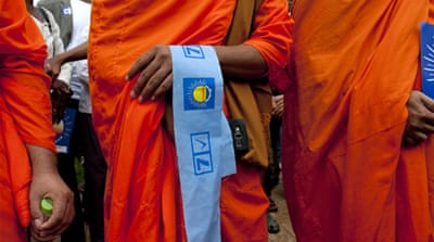 In Pictures: Campaigning in Cambodia