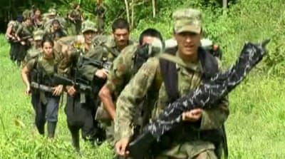 Colombia admits rights violations during war