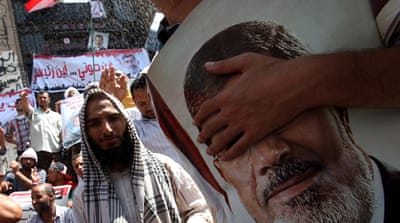 Morsi accused of plotting with Hamas