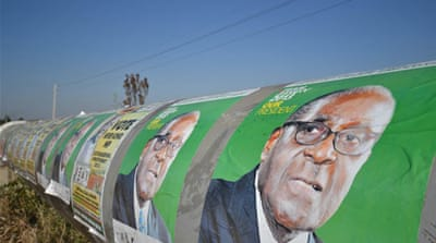In pictures: Zimbabwe's upcoming elections