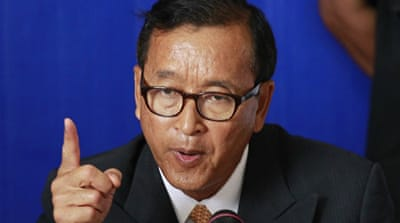 Ruling party reels after Cambodia vote