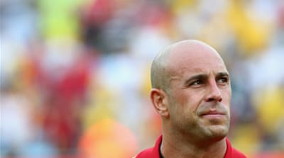 Reina, who joined Liverpool in 2005, said he was not consulted before the loan move was agreed [GETTY]