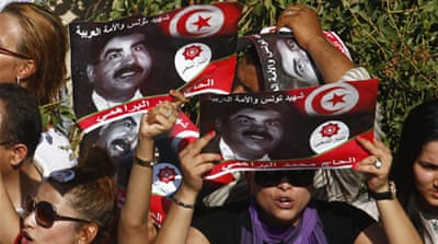 Tunisia in political chaos after death of MP