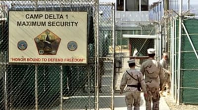At least 12 Algerians held at Guantanamo, a US naval base in Cuba, have been repatriated [File: Reuters]