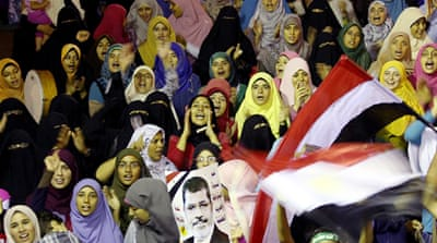 Morsi supporters hold fresh Egypt protests