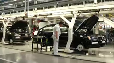 Car production in Mexico attracting attention