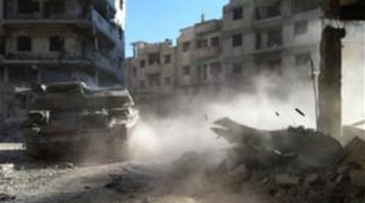 Fighting rages on across Syria