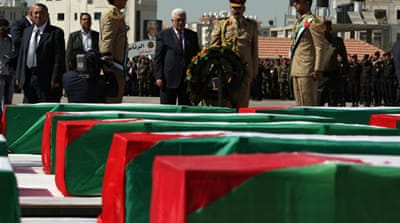 Casket 5056: The unidentified Palestinian