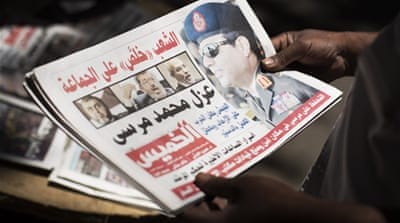 Polarised media fuels conflict in Egypt