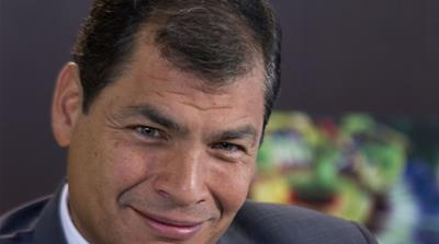 Rafael Correa: 'Our right to grant asylum'