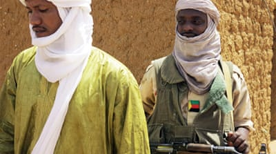 A Tuareg separatist group, the National Movement for the Liberation of Azawad, took Kidal in March 2012 [Reuters]