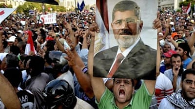 Egypt freezes Muslim Brotherhood funds