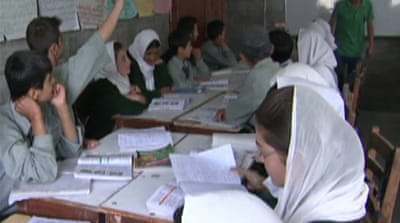 Community funding for Pakistan schools