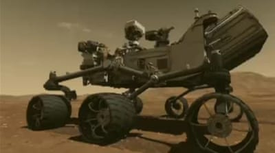 NASA rover makes most of opportunity
