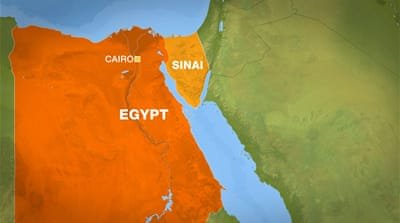 Egypt's army has suffered a number of attacks in Sinai [Reuters]