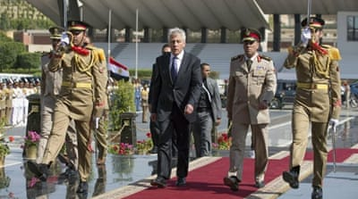 Egypt's military is an Americanised defence force, writes Marwan Bishara [Getty Images]