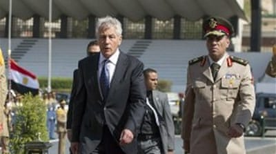 US: Walking a diplomatic tightrope in Egypt?