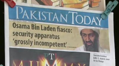 Pakistan remains silent on Bin Laden report