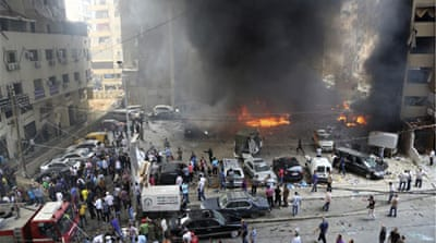 Car bomb rocks Shia suburb in Beirut