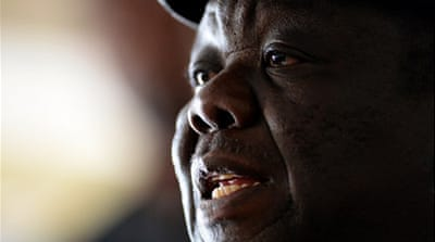 Tsvangirai has said that an illegitimate result will plunge the southern African country into a crisis  [Reuters]