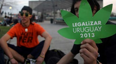 Uruguay moves closer to legalising cannabis