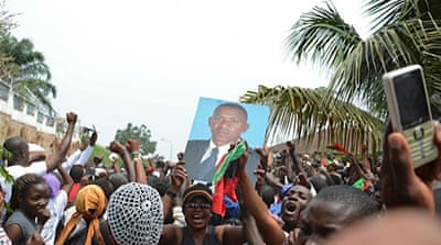 The dramatic return of Burundi's Rwasa