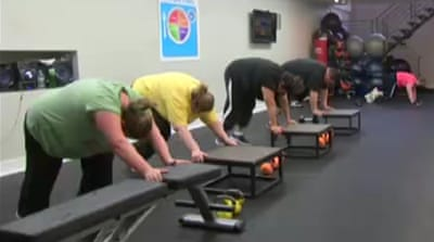 Obese-only US gym shows big results