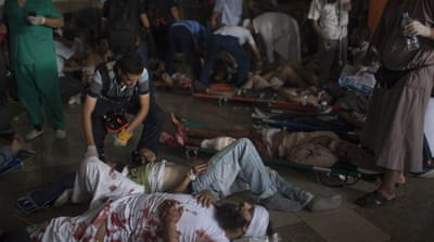 In Pictures: Killings in Cairo