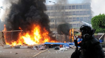 Updated: Experts reflect on Egypt's turmoil