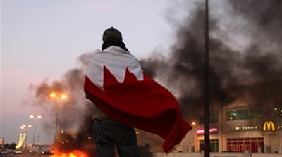 More than 65 people have died in protests since early 2011, Bahrain's government says [AP]