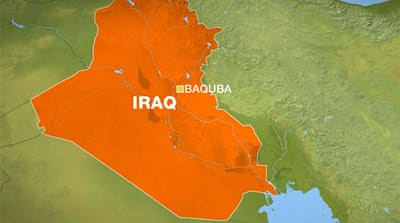 Deadly twin blasts hit Iraqi city