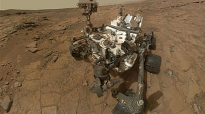 Curiosity's first year on Mars: Pebbles and other profound things