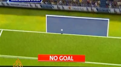 Goal-line technology set for debut