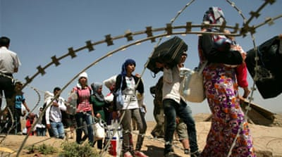 UNHCR: Syrian refugees flooding into Iraq