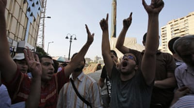 Fresh Egypt protests follow prisoner deaths