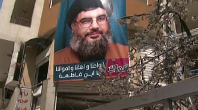 Hezbollah tightens security in Lebanon