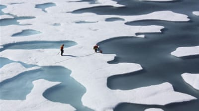 How the Arctic Ocean could transform world trade